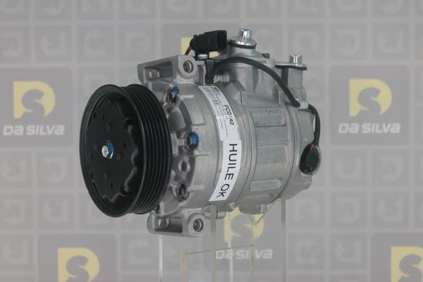 Compresseur DA SILVA FC0142 (X1)