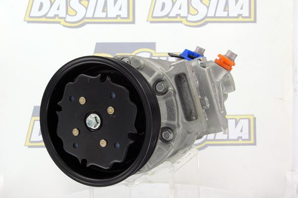 Compresseur DA SILVA FC0143 (X1)