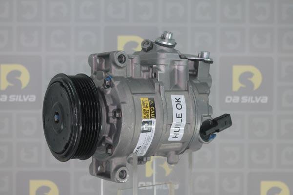 Compresseur DA SILVA FC0145 (X1)