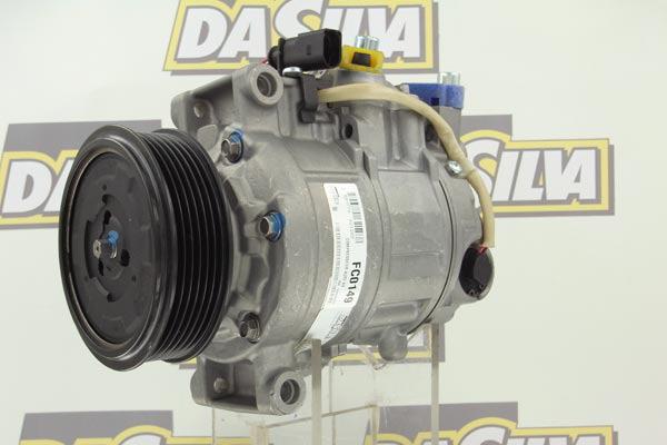 Compresseur DA SILVA FC0149 (X1)