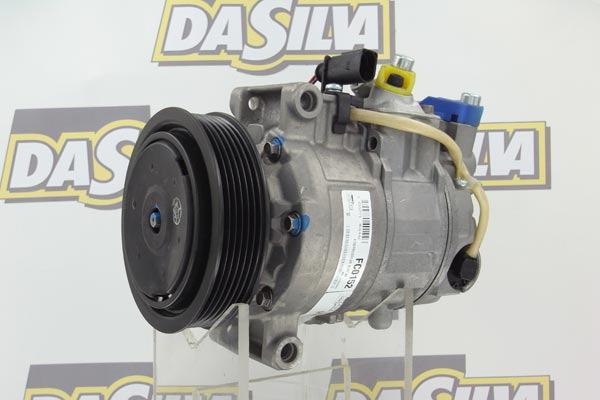 Compresseur DA SILVA FC0152 (X1)