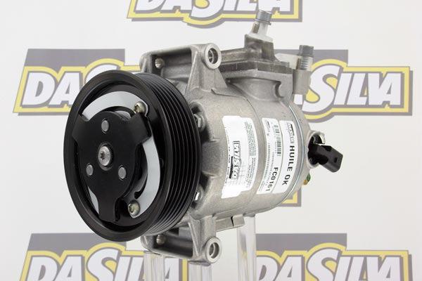 Compresseur DA SILVA FC0161 (X1)