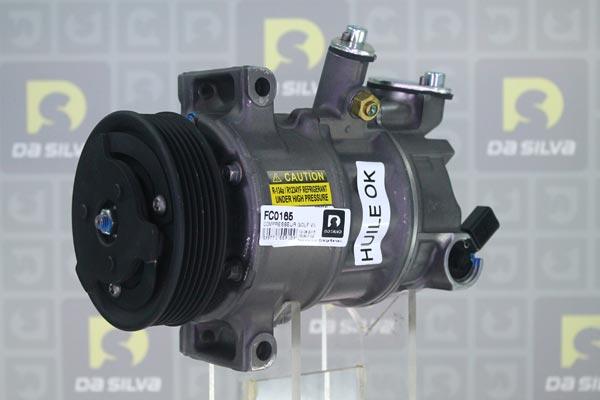 Compresseur DA SILVA FC0165 (X1)