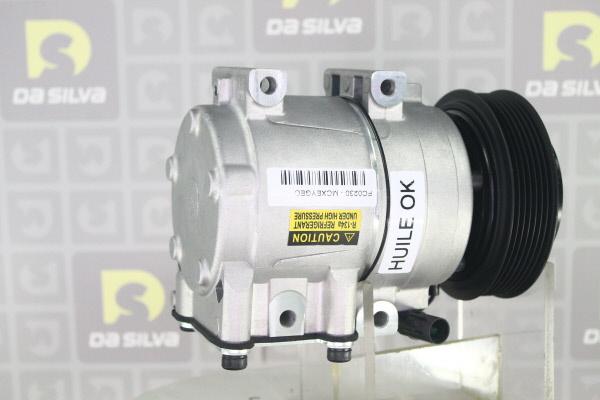 Compresseur DA SILVA FC0230 (X1)