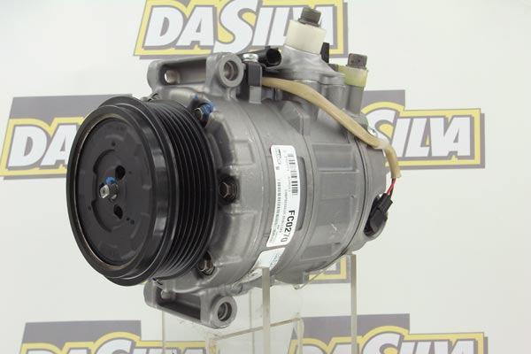 Compresseur DA SILVA FC0270 (X1)