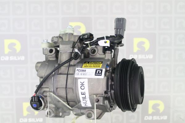 Compresseur DA SILVA FC0355 (X1)