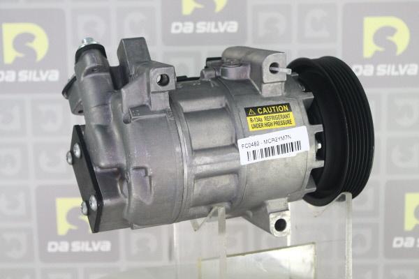Compresseur DA SILVA FC0482 (X1)
