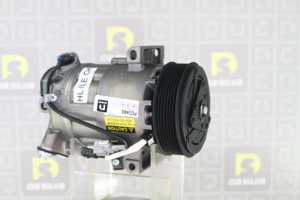 Compresseur DA SILVA FC0483 (X1)