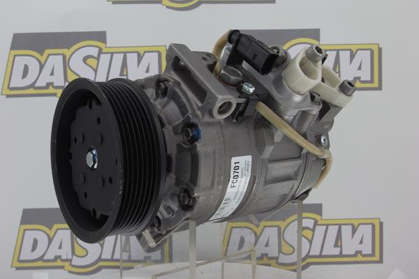 Compresseur DA SILVA FC0701 (X1)