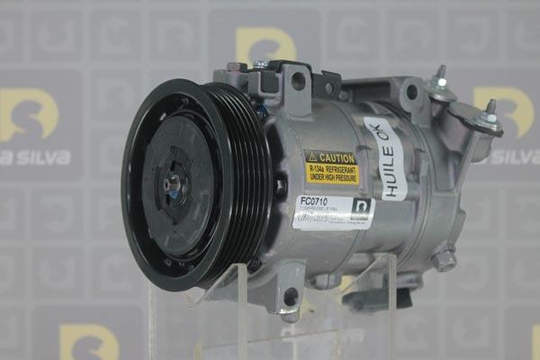Compresseur DA SILVA FC0710 (X1)