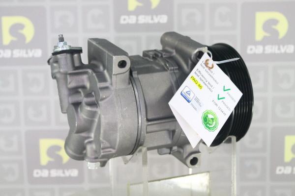 Compresseur DA SILVA FC0716 (X1)