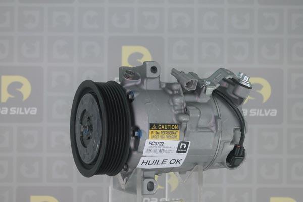 Compresseur DA SILVA FC0722 (X1)
