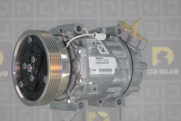 Compresseur DA SILVA FC0725 (X1)