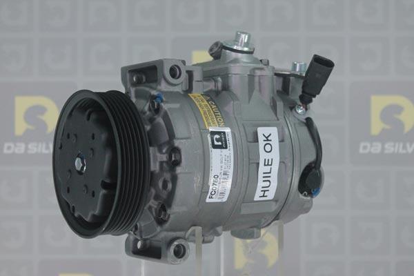 Compresseur DA SILVA FC0750 (X1)
