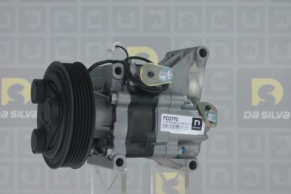 Compresseur DA SILVA FC0770 (X1)