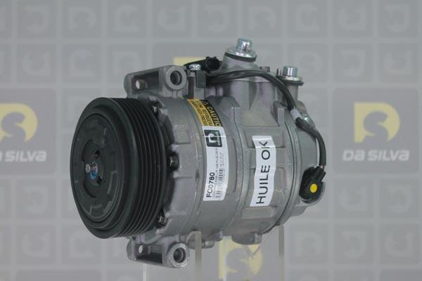 Compresseur DA SILVA FC0780 (X1)