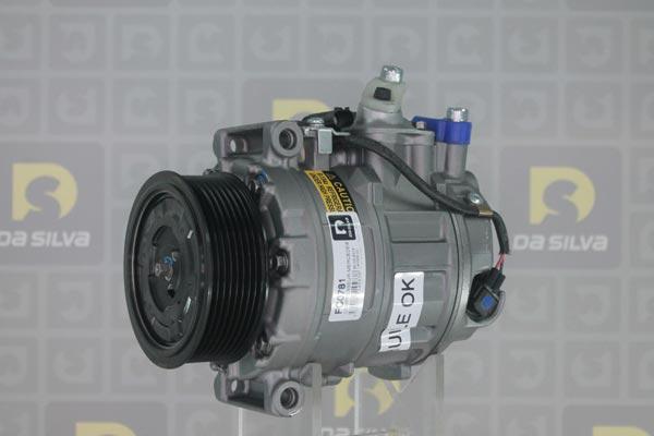 Compresseur DA SILVA FC0781 (X1)