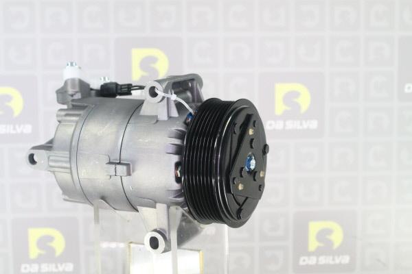 Compresseur DA SILVA FC0812 (X1)