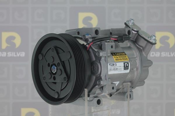 Compresseur DA SILVA FC0813 (X1)
