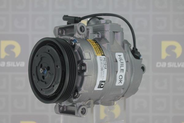 Compresseur DA SILVA FC1012 (X1)