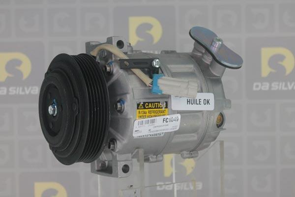 Compresseur DA SILVA FC1049 (X1)