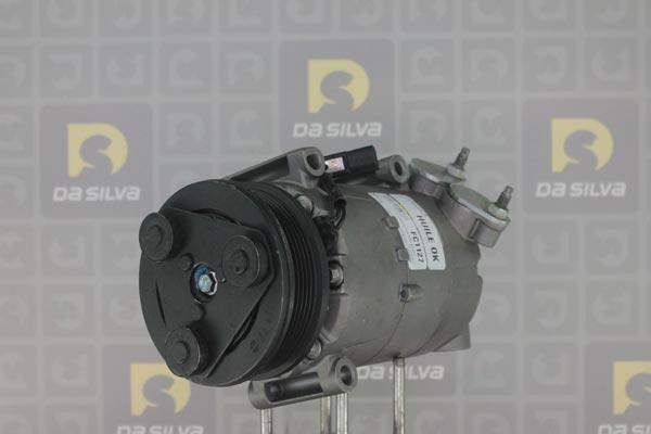 Compresseur DA SILVA FC1127 (X1)