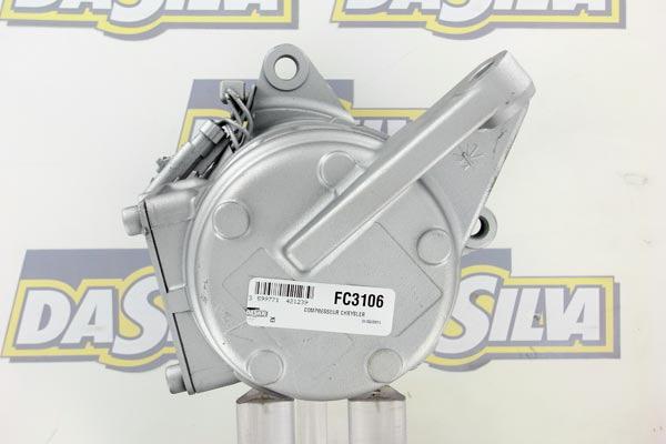 Compresseur DA SILVA FC3106 (X1)