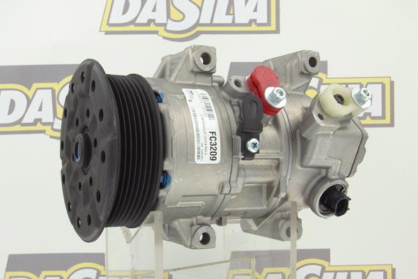 Compresseur DA SILVA FC3209 (X1)