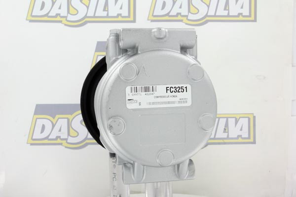 Compresseur DA SILVA FC3251 (X1)