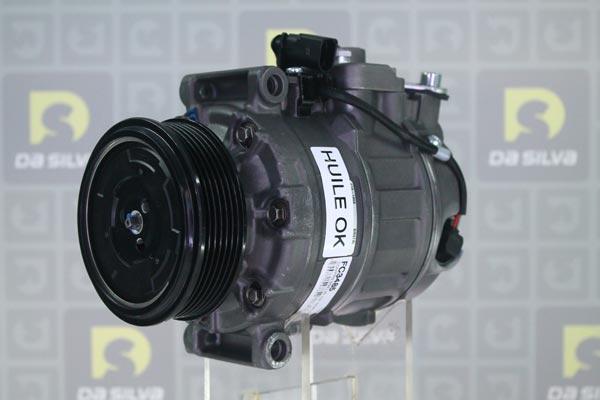 Compresseur DA SILVA FC3485 (X1)