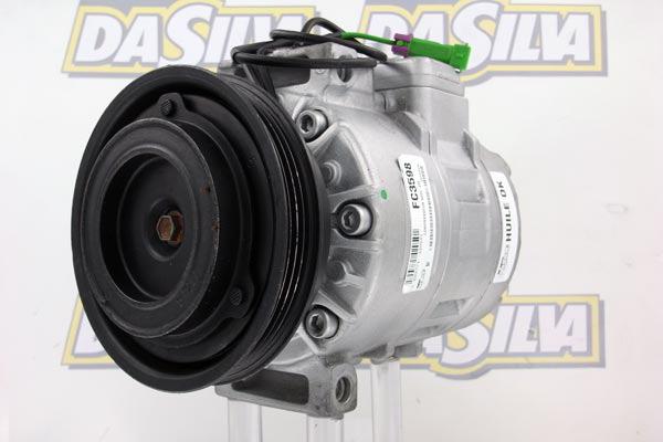 Compresseur DA SILVA FC3598 (X1)