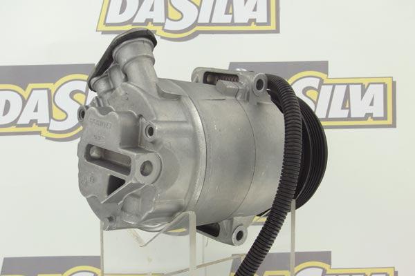 Compresseur DA SILVA FC3639 (X1)