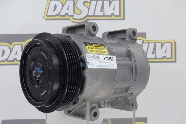 Compresseur DA SILVA FC3650 (X1)