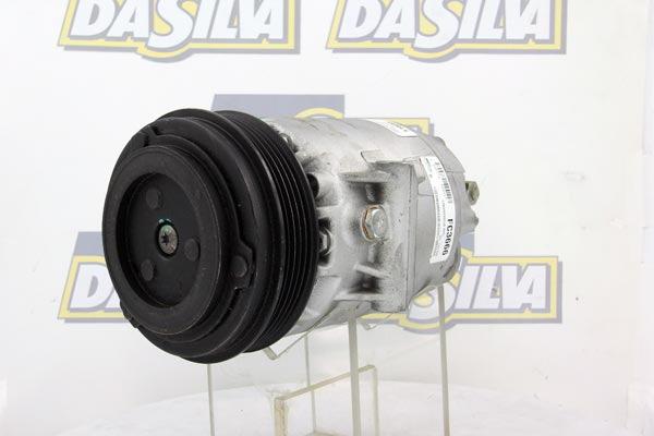 Compresseur DA SILVA FC3666 (X1)