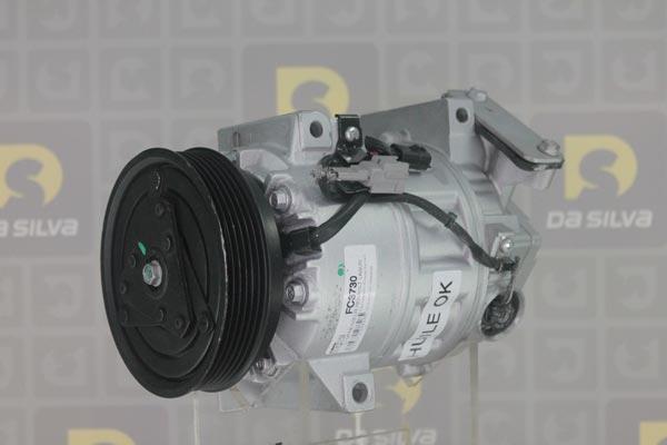 Compresseur DA SILVA FC3730 (X1)