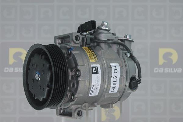 Compresseur DA SILVA FC3766 (X1)