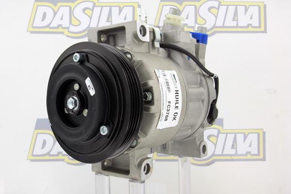 Compresseur DA SILVA FC3768 (X1)