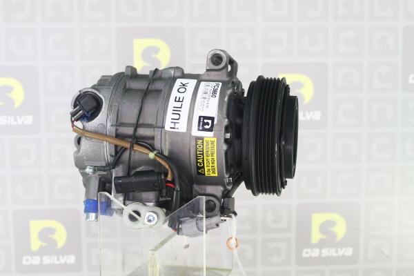 Compresseur DA SILVA FC3850 (X1)