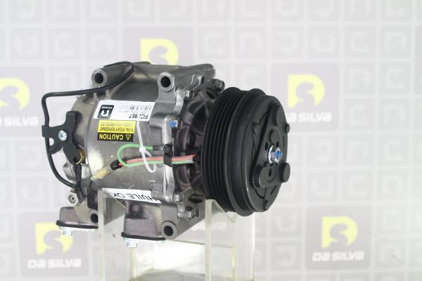 Compresseur DA SILVA FC3957 (X1)