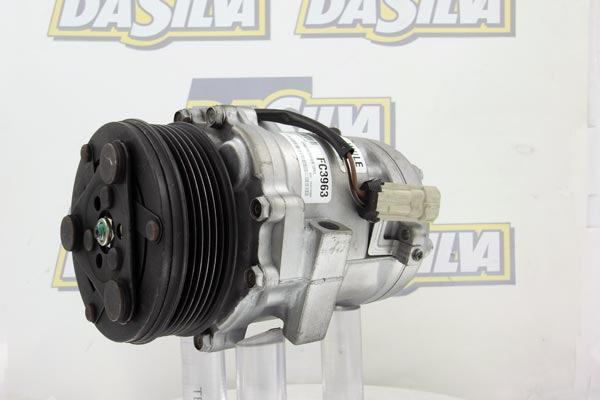 Compresseur DA SILVA FC3963 (X1)
