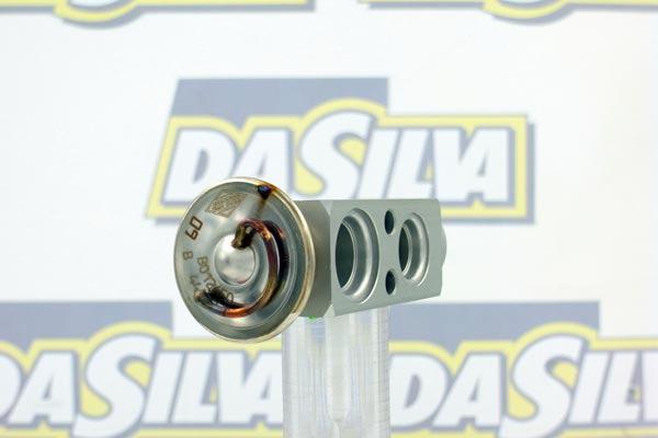 Detendeur de climatisation DA SILVA FD1066 (X1)
