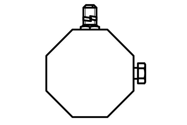 Bouteille deshydratante DA SILVA FF4016 (X1)