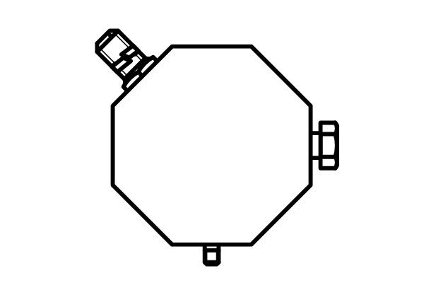 Bouteille deshydratante DA SILVA FF4036 (X1)