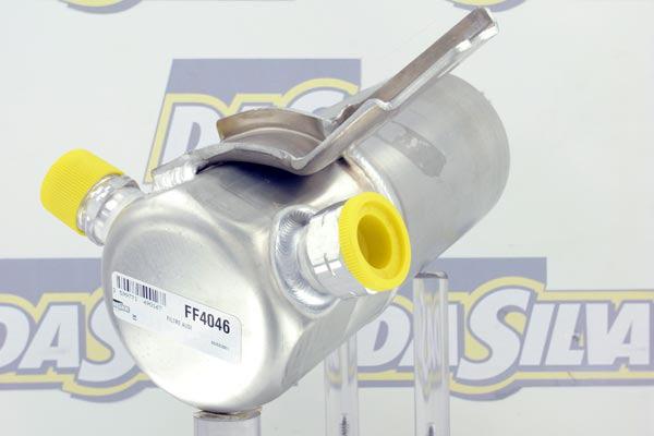 Bouteille deshydratante DA SILVA FF4046 (X1)