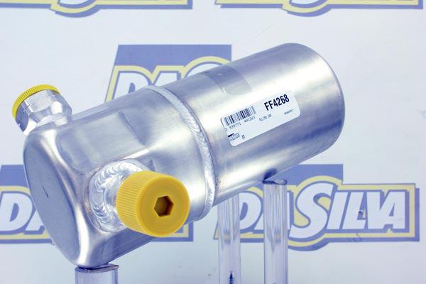 Bouteille deshydratante DA SILVA FF4268 (X1)