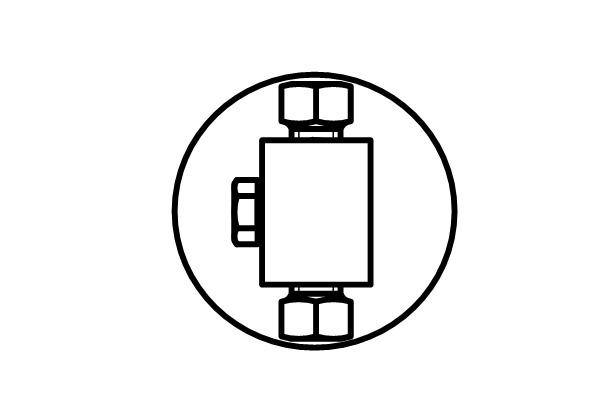 Bouteille deshydratante DA SILVA FF4635 (X1)