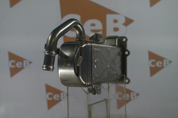 Refroidisseur d'echappement DA SILVA GR7009 (X1)