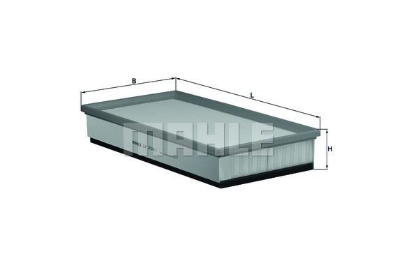 Filtre a air KNECHT LX 2024/1 (X1)