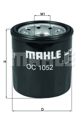 Filtre a huile KNECHT OC 1052 (X1)