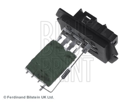 Resistance moteur de ventilateur de chauffage BLUE PRINT ADA1014107 (X1)